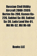 Russian Civil Utility Aircraft 2000-2009