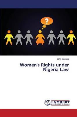 Women's Rights under Nigeria Law
