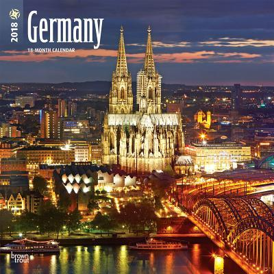 Germany 2018 Calendar