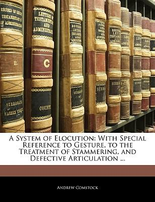 A System of Elocution