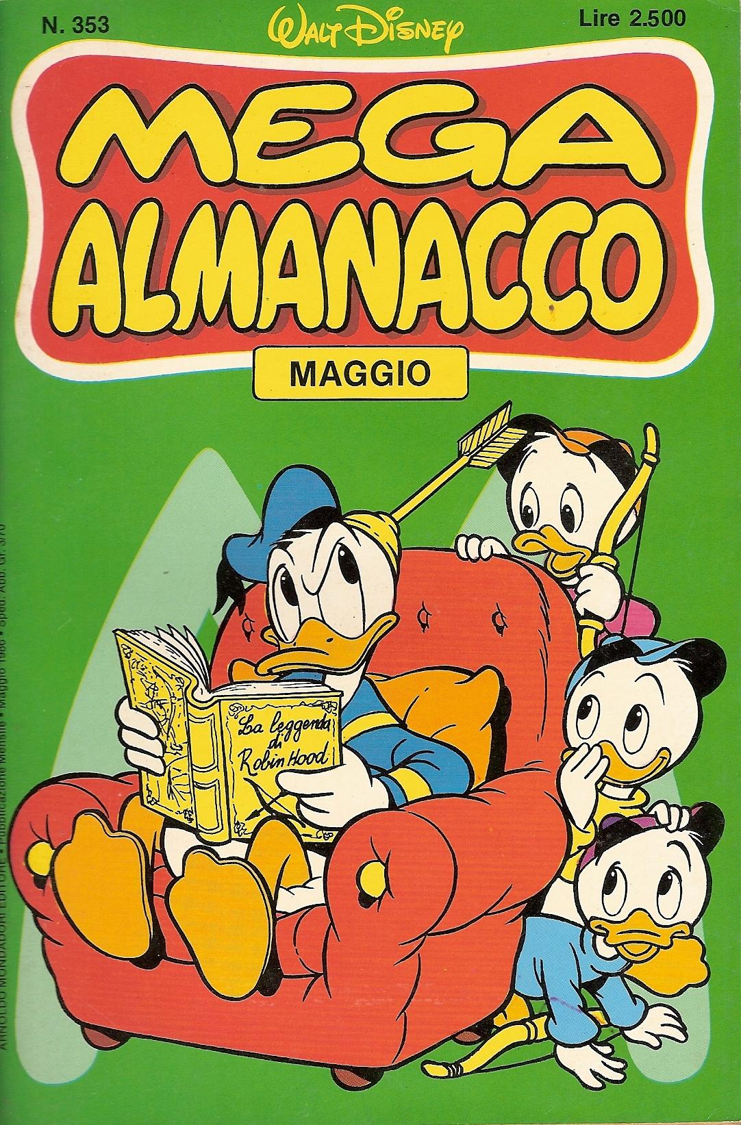 Mega almanacco n. 353