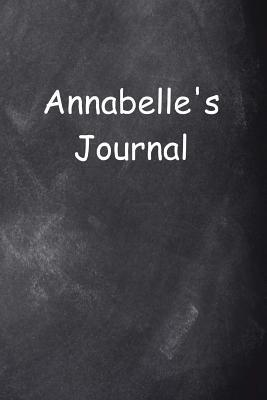 Annabelle Personalized Name Journal Custom Name Gift Idea Annabelle