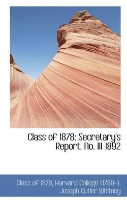 Class of 1878