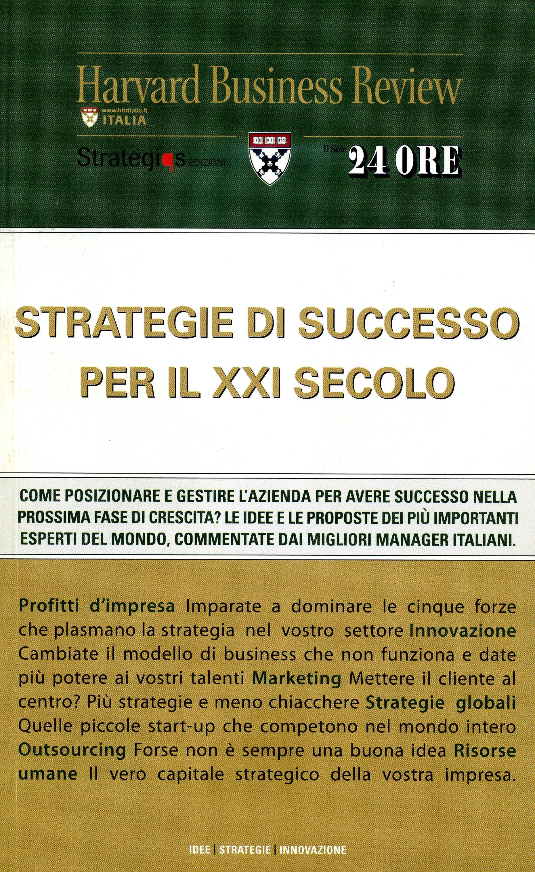 Strategie di successo per il XXI secolo