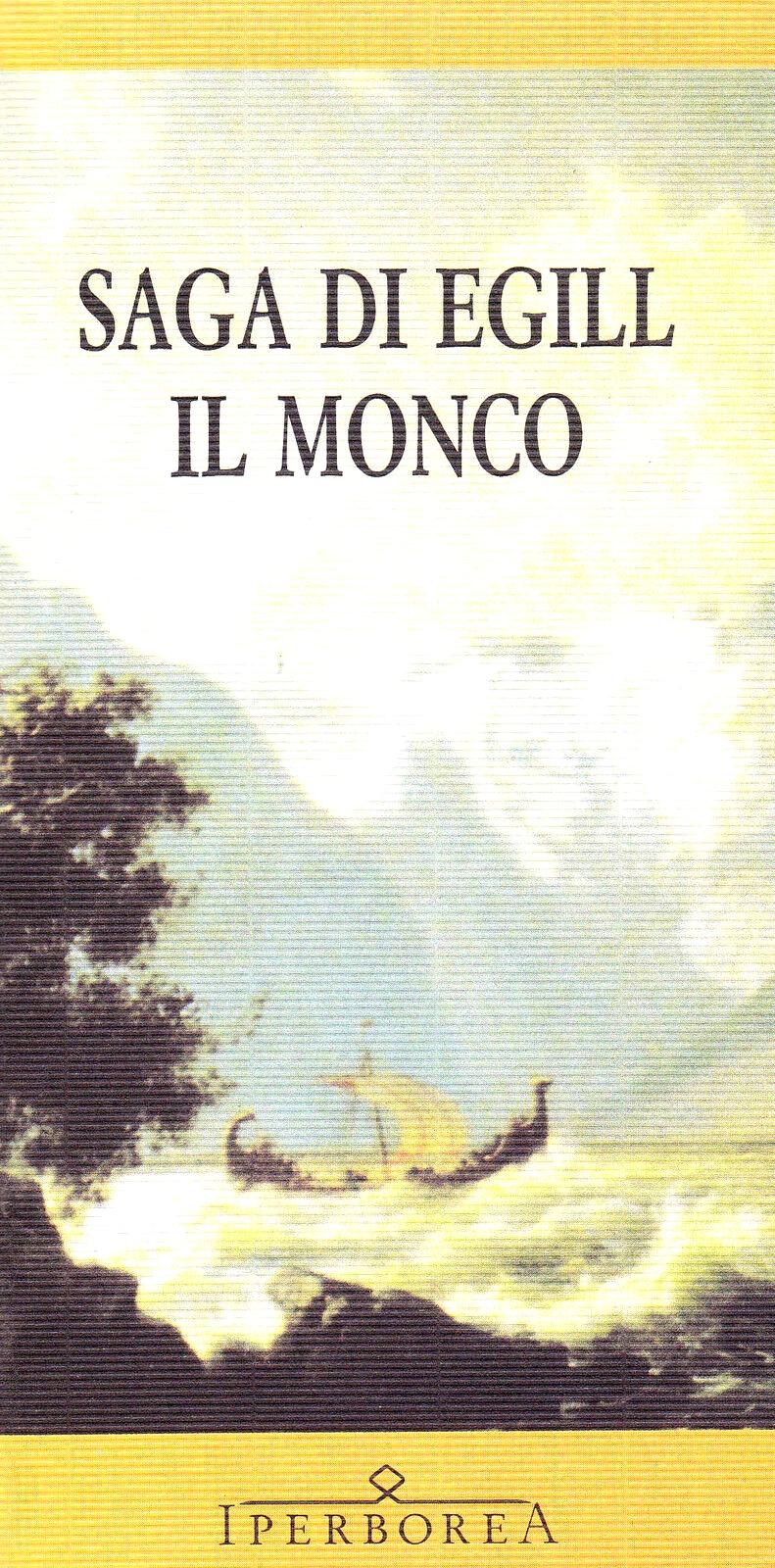 Saga di Egill il Mon...