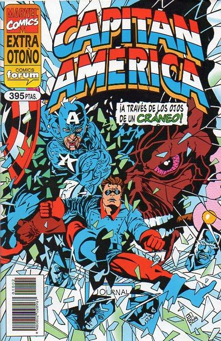 Capitán América Extra Otoño 1995