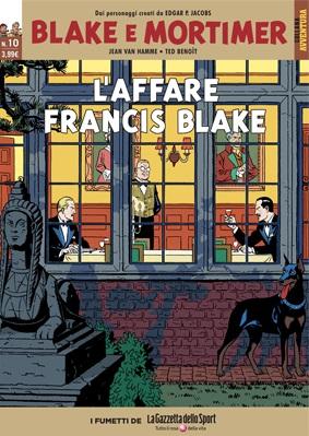 Blake e Mortimer n. 10
