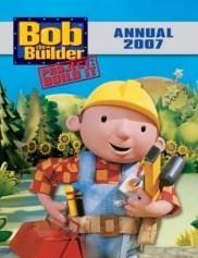 """""""Bob the Builder"""" Annual"""