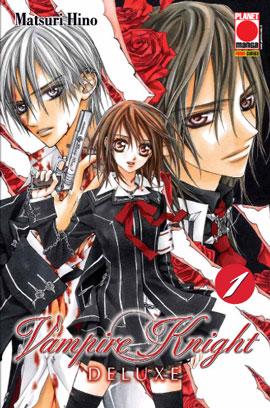 Vampire Knight Deluxe vol. 1
