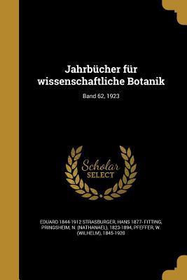 GER-JAHRBUCHER FUR W...