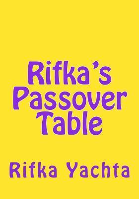 Rifka's Passover Table