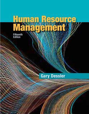Human Resource Management (15th Edition)