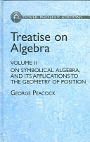 A Treatise on Algebra, Volume II