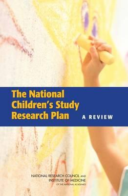 National Children's Study Research Plan