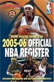 Official NBA Register 2005-06
