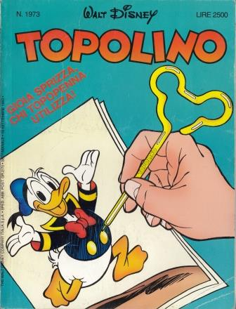 Topolino n. 1973