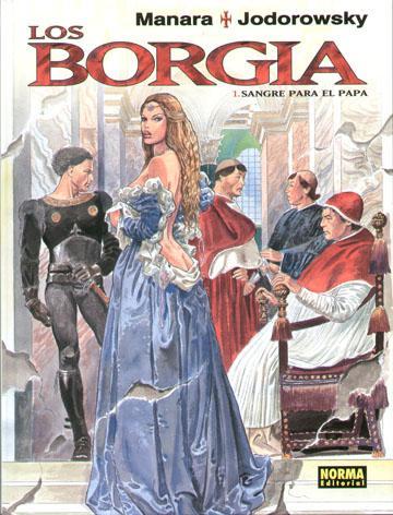 Los Borgia Nº 1