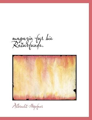 Magazin Fur Bie Raturfunde
