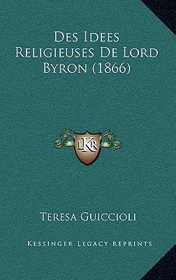 Des Idees Religieuses de Lord Byron (1866)