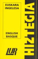 Dictonary Mini euskara-ingelesa- Mini Hiztegia English-basque
