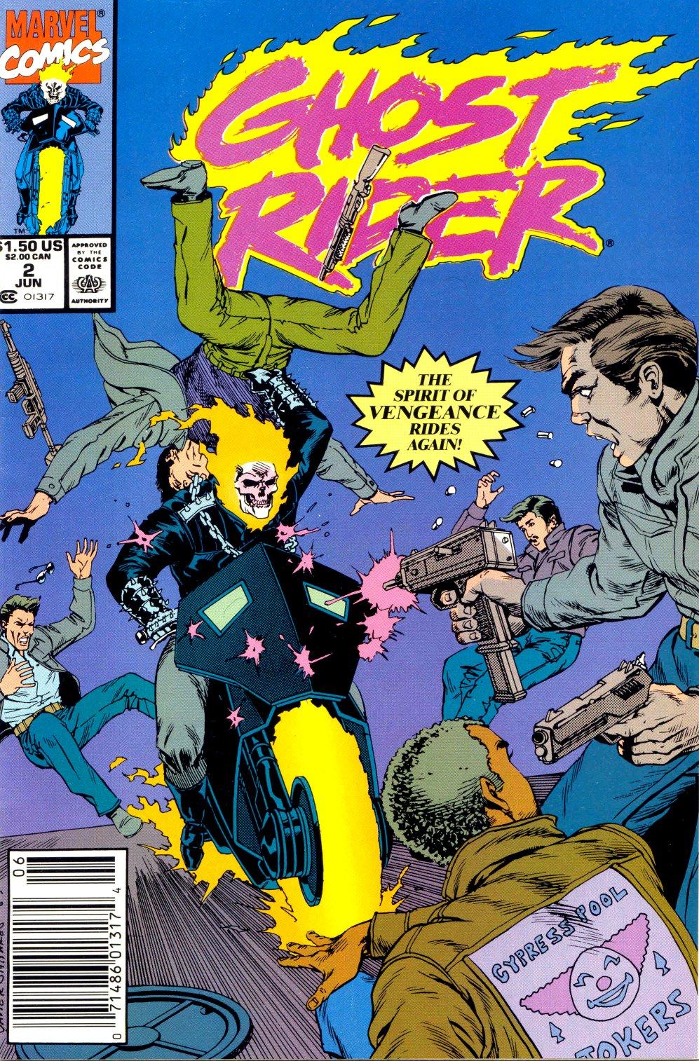 Ghost Rider Vol. 2 #...