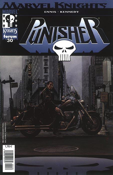 Marvel Knights: Punisher Vol.2 #30