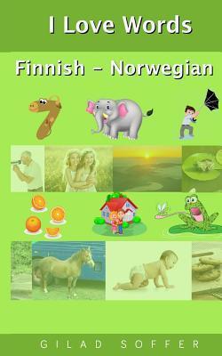 I Love Words Finnish - Norwegian