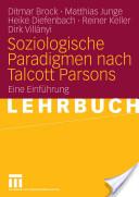 Soziologische Paradigmen Nach Talcott Parsons
