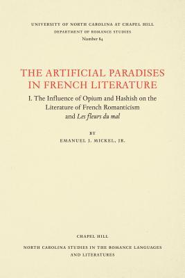 The Artificial Paradises in French Literature