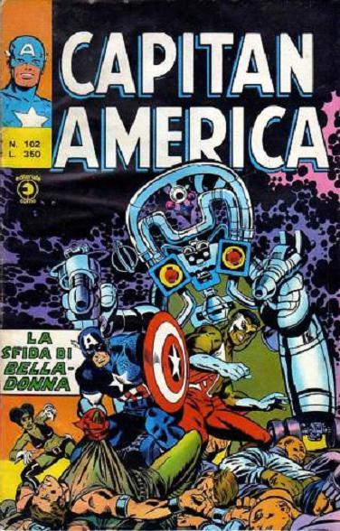 Capitan America n. 102