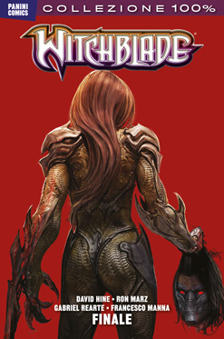 Witchblade nuova serie Vol. 6