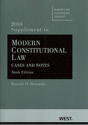 Modern Constitutiona...