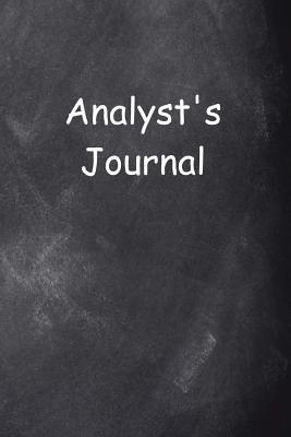 Analyst's Journal Ch...