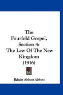 The Fourfold Gospel,...