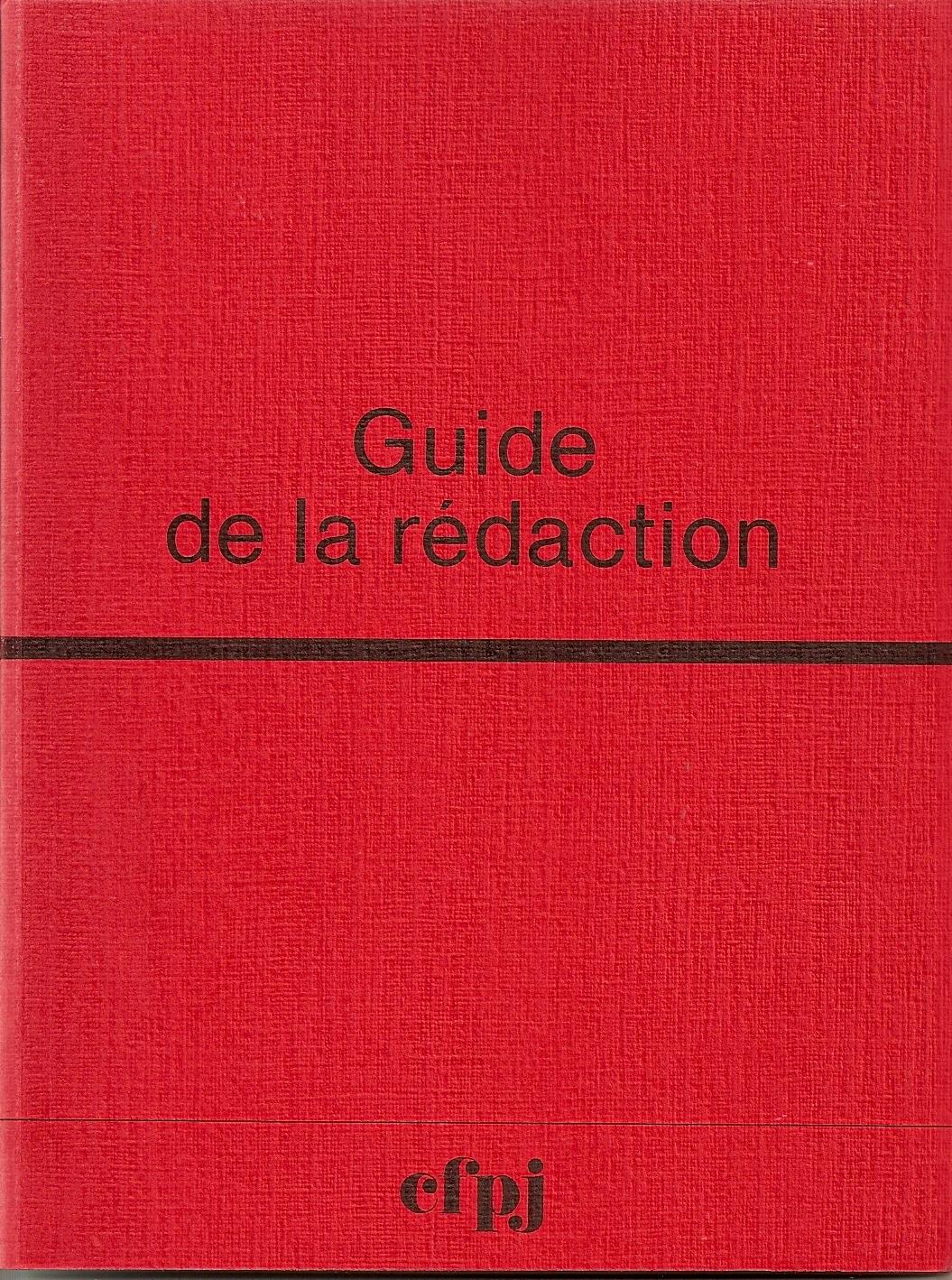 Guide de la rédacti...