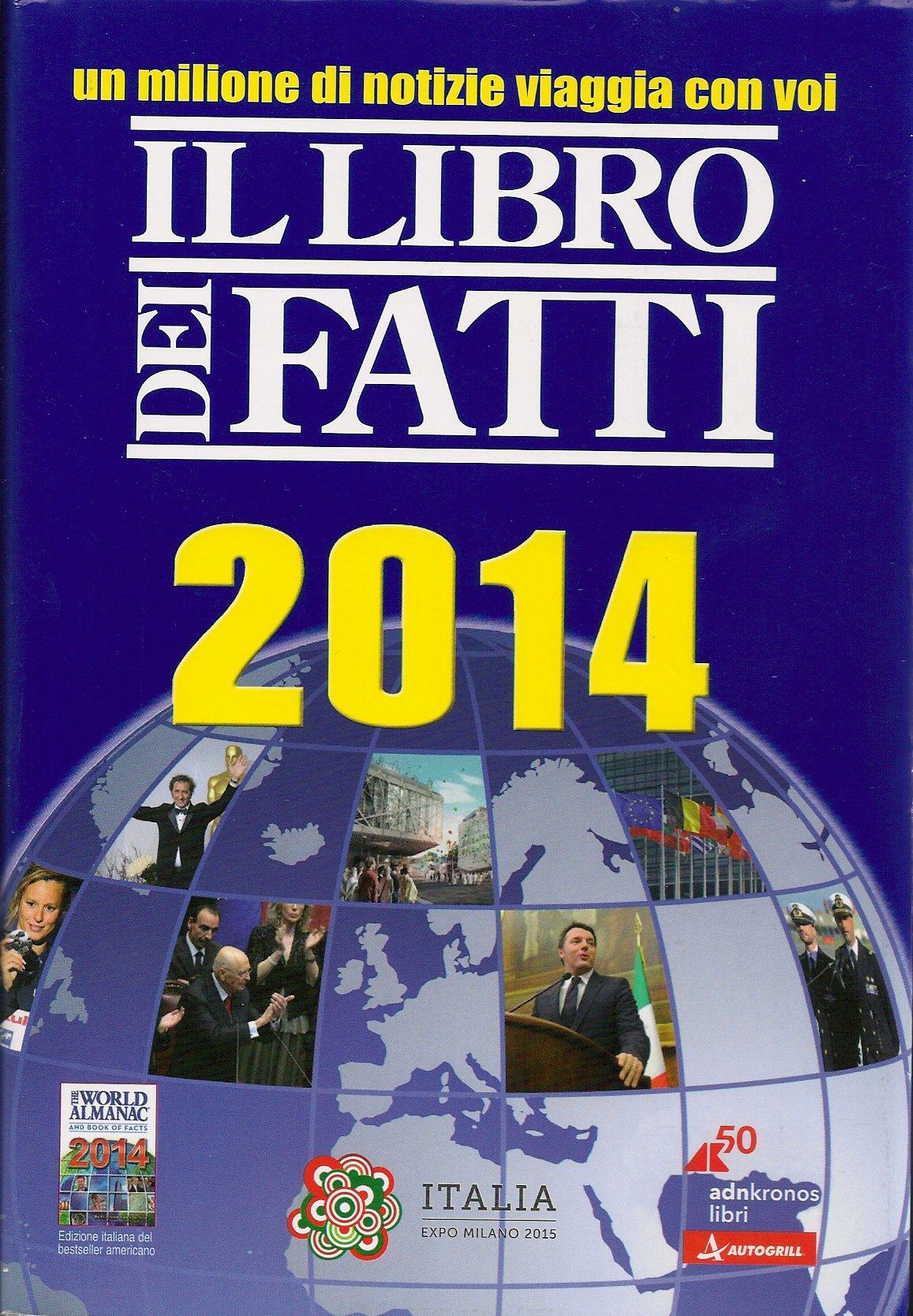 Libro dei fatti 2014