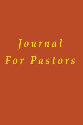 Journal for Pastors