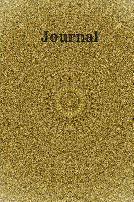 Journal Gold Lace