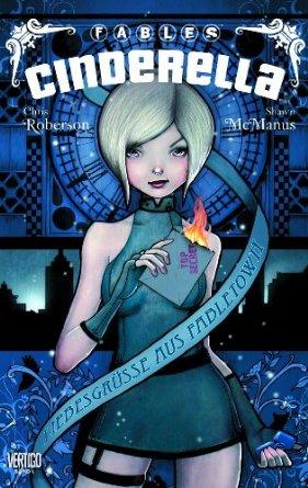 Fables: Cinderella, 1