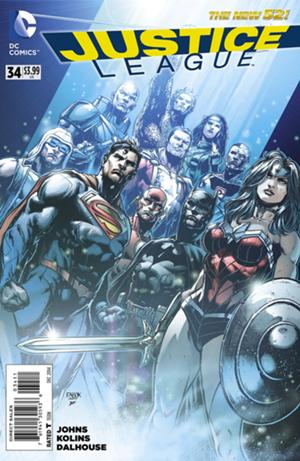 Justice League Vol.2 #34