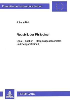 Republik Der Philippinen