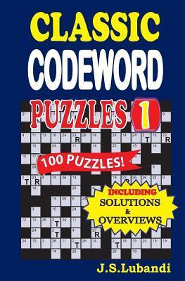 Classic Codeword Puzzles