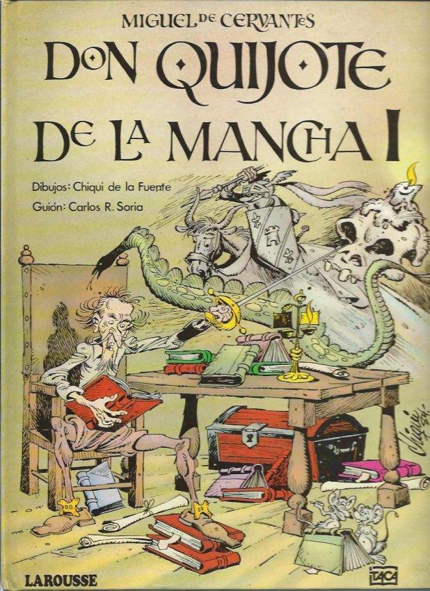 Don Quijote de la Mancha, Tomo 1
