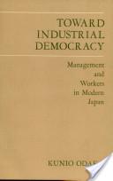 Toward Industrial Democracy