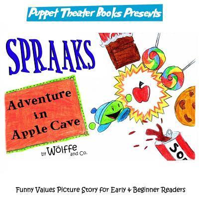Spraaks Adventure in Apple Cave
