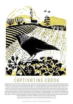 Tom Cox's 21st Century Yokel Poster - Captivating Crook