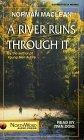 A River Runs Through It/Cassettes