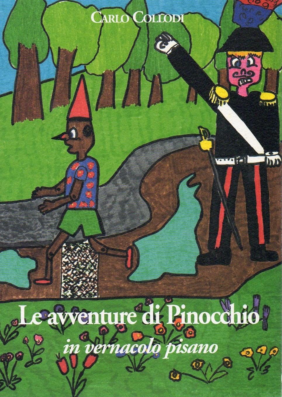 Le avventure di Pinocchio in vernacolo pisano