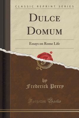 Dulce Domum