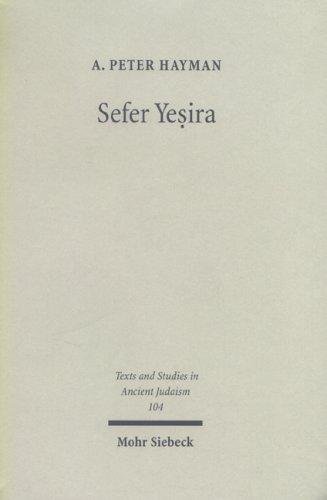 Sefer Yeṣira